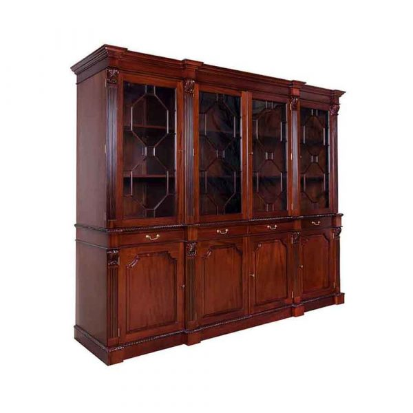 6 Section Bookcase