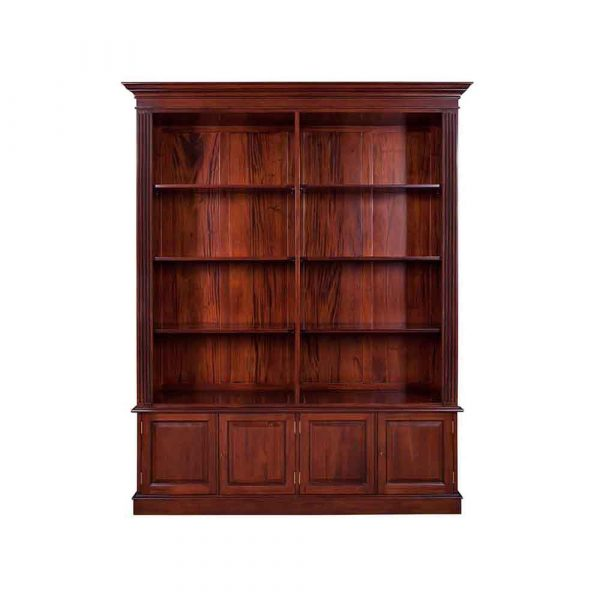 Boardroom Bookcase Deep middle Section
