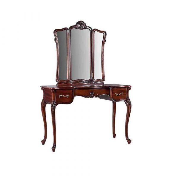 Cassandra Dressing table with mirror