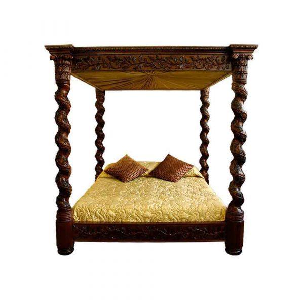Henry VIII Poster Bed