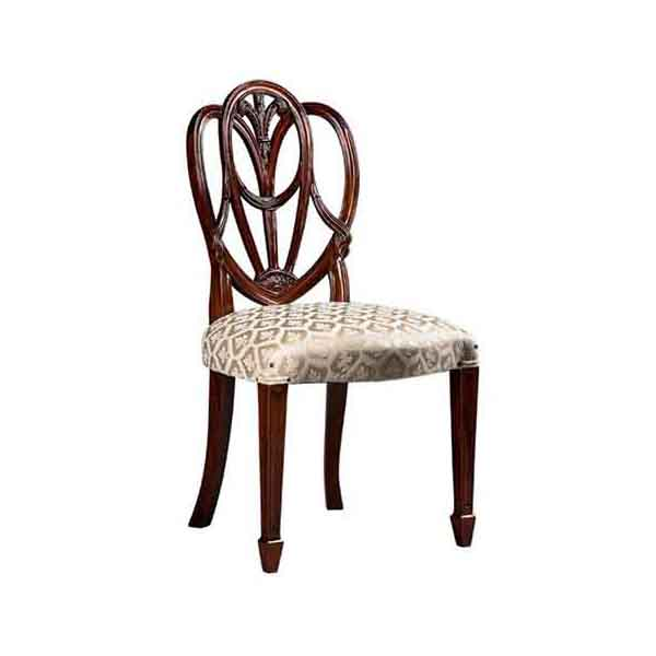 Hepplewhite POW Side Chair