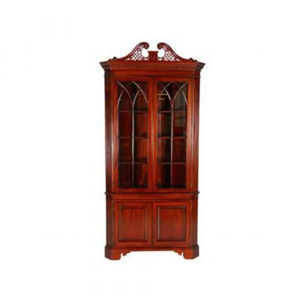 Large Corner Cupboard Available in 1 Door