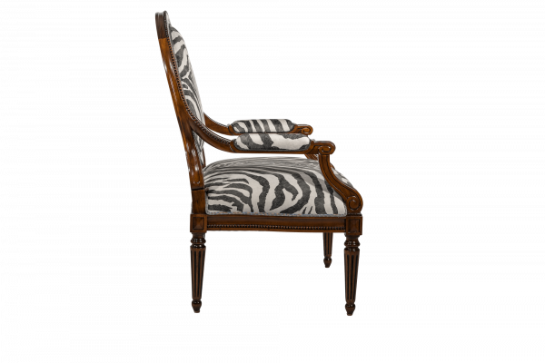 O BACK ARM CHAIR LOUC26690