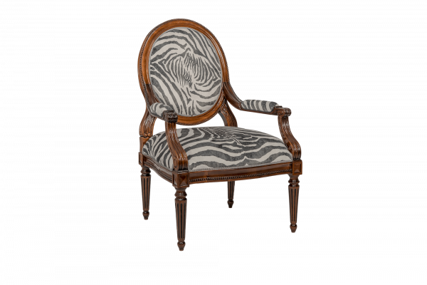 O BACK ARM CHAIR LOUC266903