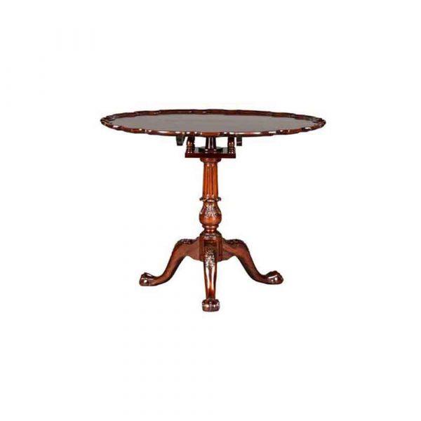 Pie Crust Tilt Table