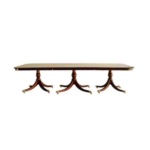 Regency Gadrooned Table