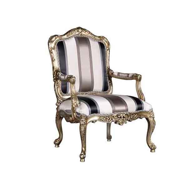 Rococo in German Silver