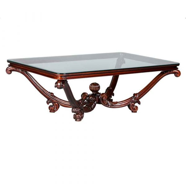 Tuscan Square Coffee Table
