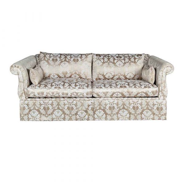 Victoria Couch Low Arm