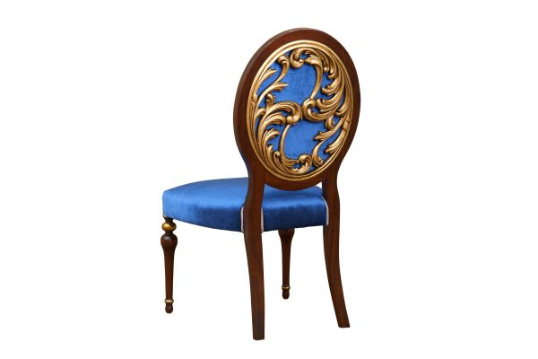 20210330 Griffiths Dining ChairBlueBack scaled