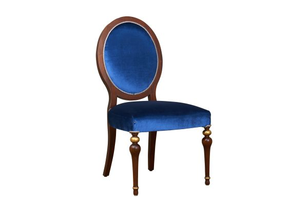20210330 Griffiths Dining ChairBlueFront scaled