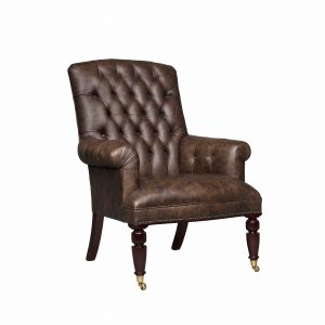 Bishops Chair - Leather