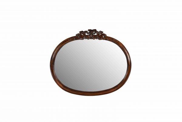 Oval Italian Mirror